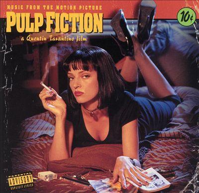 Pulp Fiction soundtrack : Various Artists