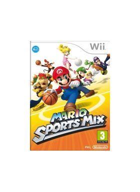 Mario Sports Mix game kopen, morgen in huis. Alle Wii spellen vanaf € 2,00.
