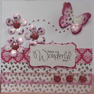 Craftwork Cards Blog - Focus on You... Ann Playford