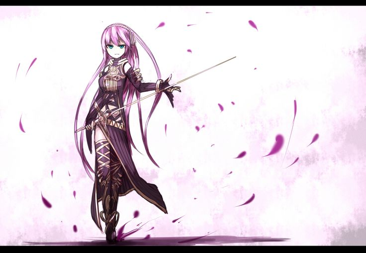 Warrior Princess Anime