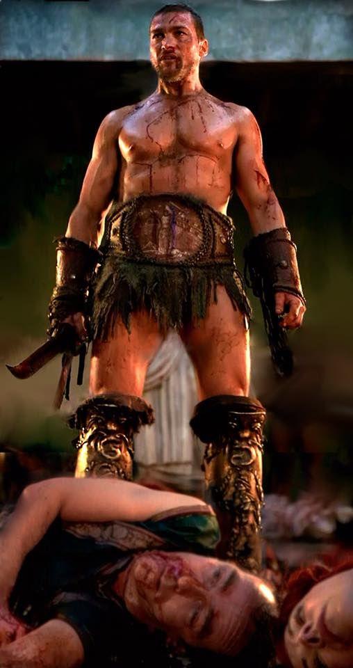 Pin on Spartacus Brasil - English