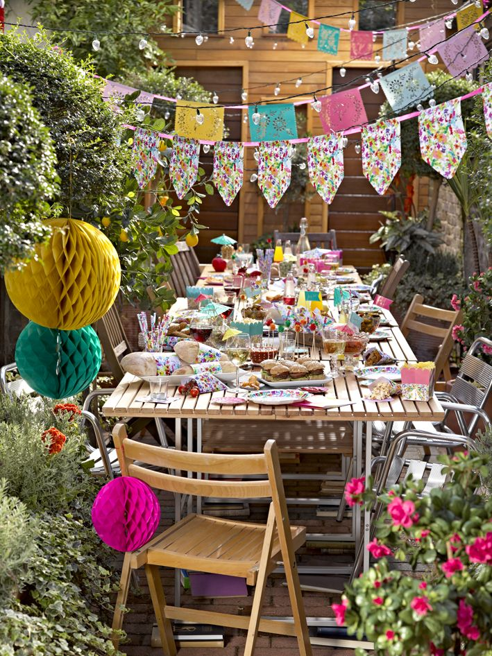Floral Fiesta | Flowers | Wedding | Party | Colourful
