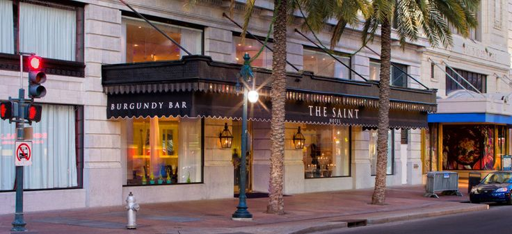 Luxury Hotel in New Orleans | The Saint Hotel, Autograph Collection® | LA 70112