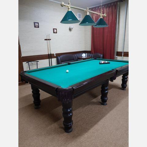 Бильярдный стол Рута Люкс пул (ардезия)