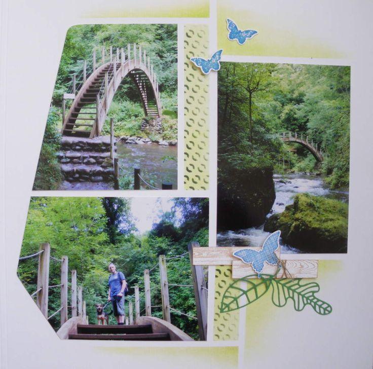 Gorges de la Jordanne, Gabarit Vanua, Duo Fidji, Azza