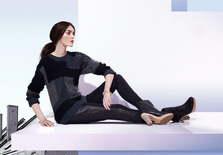 Rebecca Taylor Fall 2012 Lookbook - Fashion Index | Bloomingdale's