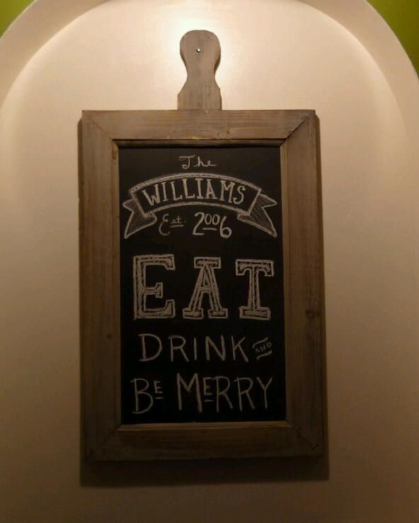 Cute Kitchen Quotes: Cute Kitchen Chalkboard Sayings & Ideas!