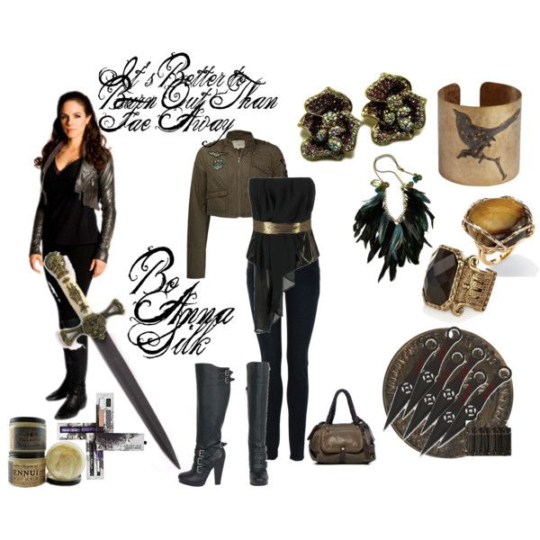 """Lost Girl Bo"" by holysmokinkitty on Polyvore"
