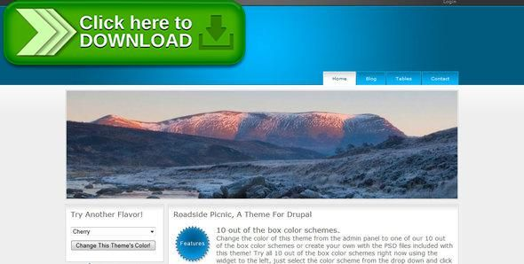 [ThemeForest]Free nulled download Roadside Picnic from http://zippyfile.download/f.php?id=28427