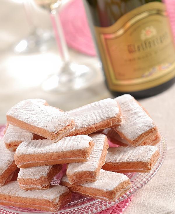 Biscuits Rose De Reims