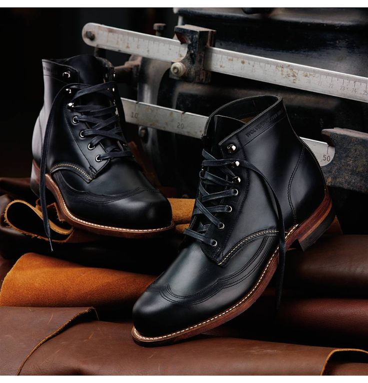 Wolverine Addison 1000 Mile Wingtip Men's Boot - W05342