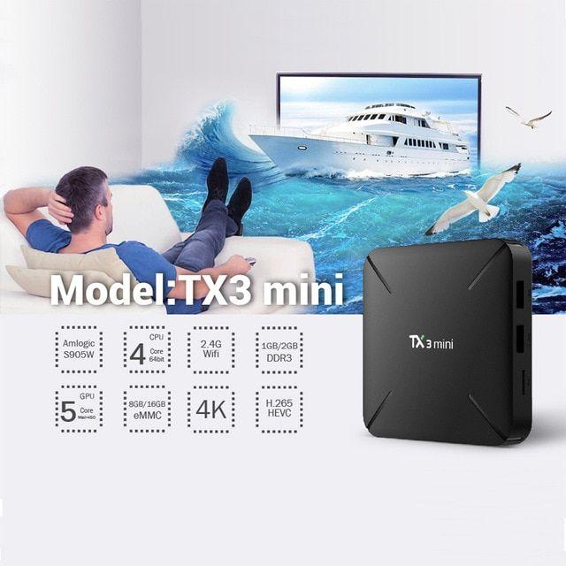 TV cabinet Wechip R69 Smart Android TV Box Allwinner H3 Quad-Core