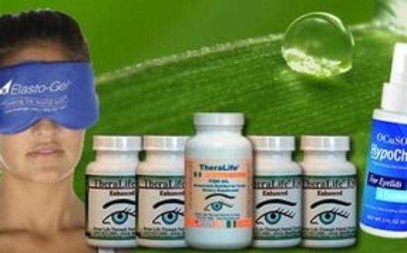 TheraLife Chronic Dry Eye Starter Kit