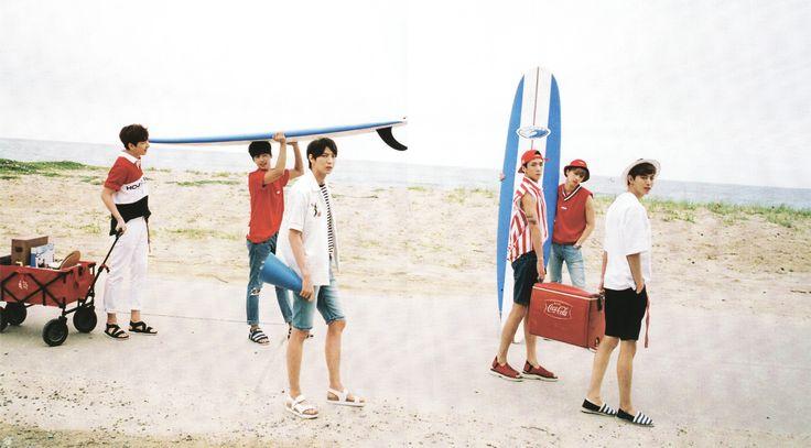 N, Leo, Hongbin, Hyuk