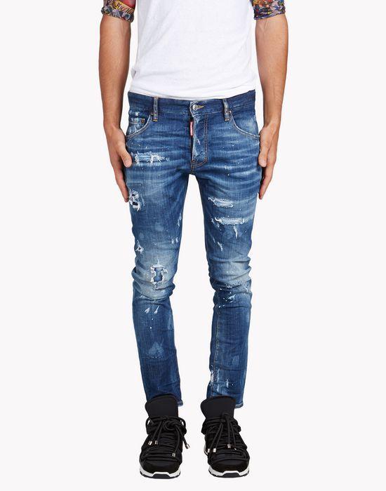skater jeans デニム メンズ Dsquared2
