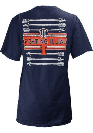 Illinois Fighting Illini Apparel & Gear, Shop Illni Merchandise, Fighting Illini Gifts, Illini Tees