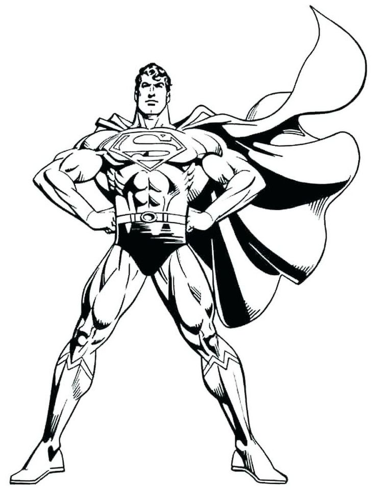 superman coloring pages for kids. The origin of Superman ...