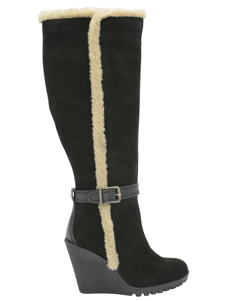Buy your Ravel Evergreen Wedge Heeled Knee High Boots online now at House of Fraser. Why not Buy and Collect in-store?