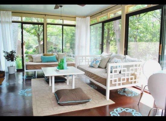 Design Inspiration: 15 Gorgeous Sunrooms (Photos)