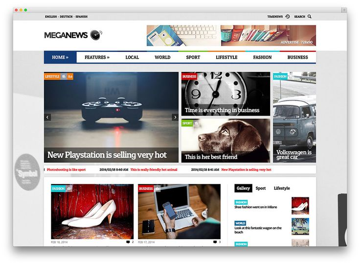 10 best Templates Optimizados para Google Adsense images on ...