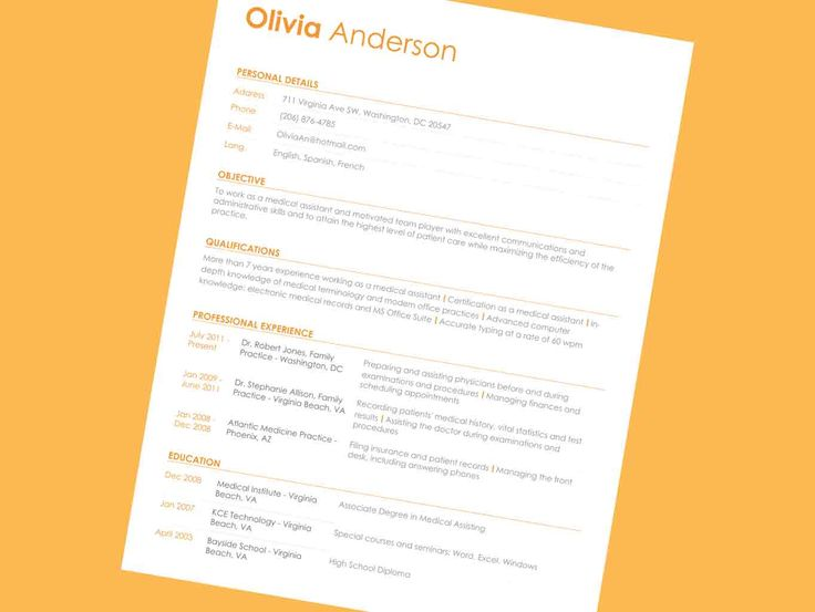 download free resume template pdf templates word australia