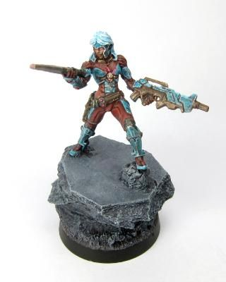 Blue Aleph Paint Scheme