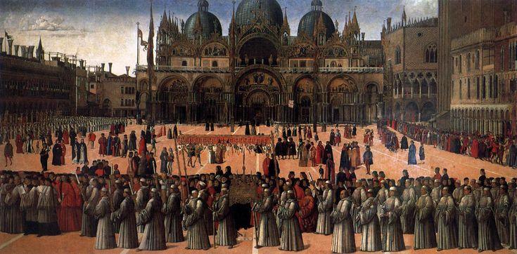 Corpus Domini-Gentile Bellini
