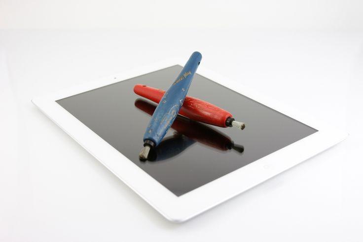 Dokunmatik ekranlı cihazlarda kullanabileceğiniz Nomad Resim Fırçası artık Türkiye'de