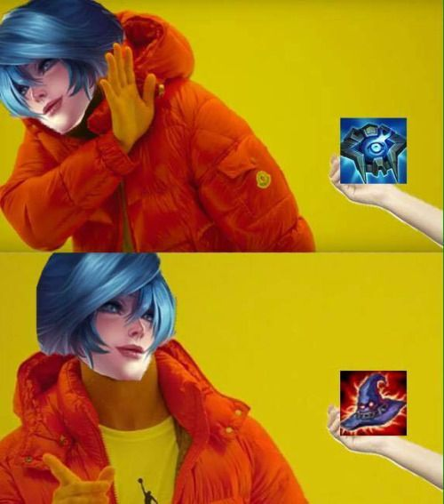 I play too much League of Legends