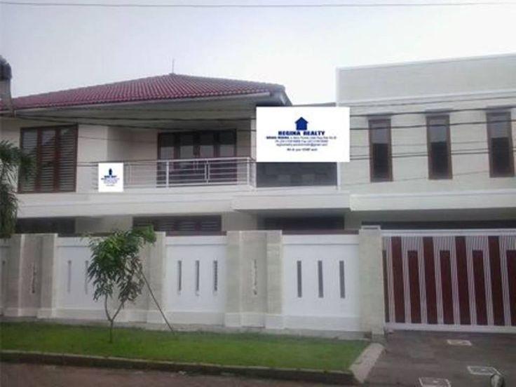 RUMAH JUAL LEBAK BULUS 600/800 m², 2 Lantai, 5+2 Kamar Tidur, 5+1 Kamar Mandi  Harga 14 M (Nego) Hub : 0856 8745 299