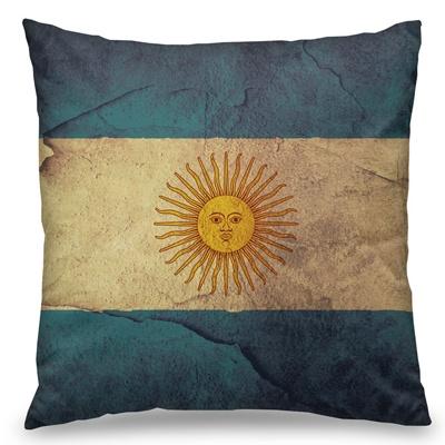 Almofada Bandeira da Argentina - R$59.90