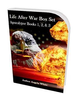Life After War Box Set - Three Free Apocalypse Books by Angela White #ebooks #kindlebooks #freebooks #bargainbooks #amazon #goodkindles