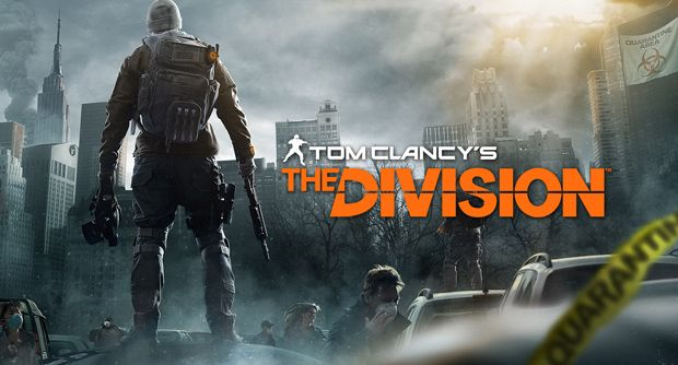 Tom Clancy's The Division Official Website - on Xbox One & PS4 - I can't wait!
