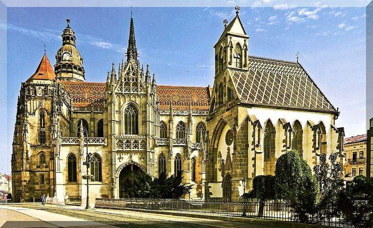 Dóm svaté Alžběty a Kaple sv. Michala, Košice 29.12.14 - 2.1.15