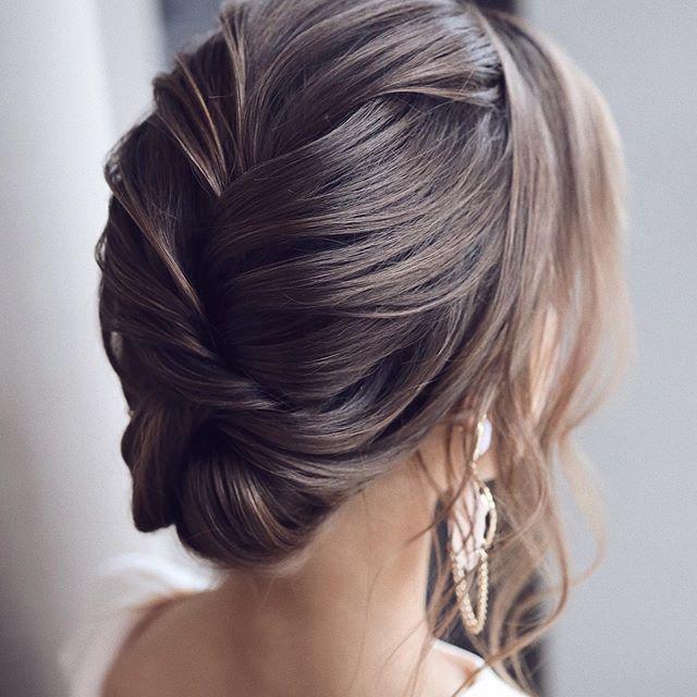 60 Schone Niedrige Dutt Frisur Hochzeit Fur Jede Braut In 2020 Dutt Frisur Hochzeit Frisur Hochgesteckt Hochsteckfrisuren Mittellang