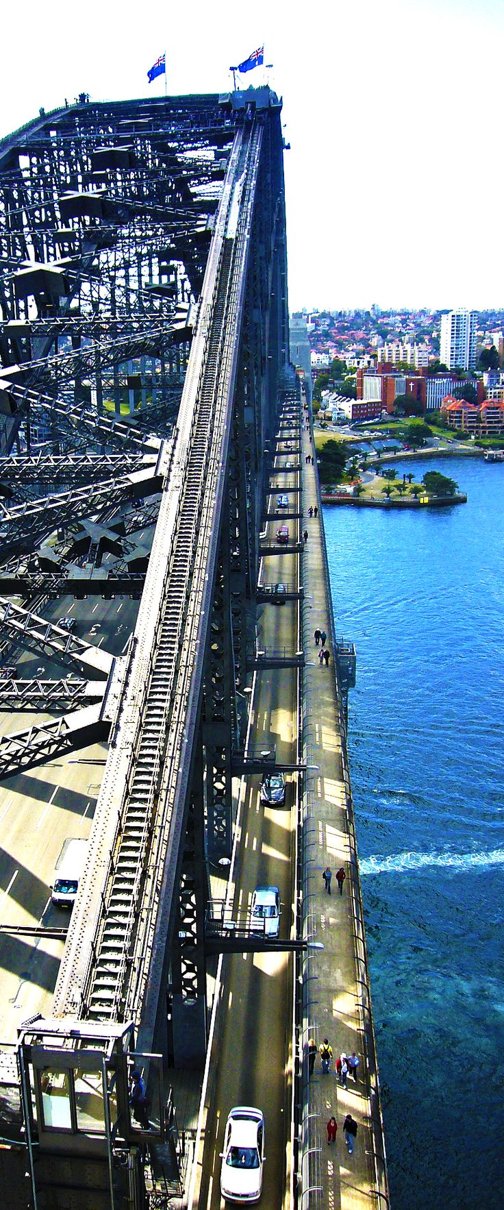 Adventurous locals and visitors alike have flocked to BridgeClimb since it opened, with thousands of marriage proposals and birthdays celebrated here. #SydneyBridge