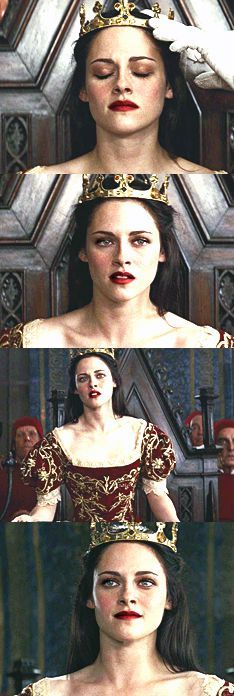 Kristen Stewart as Snow White    ....can't wait for SWATH2
