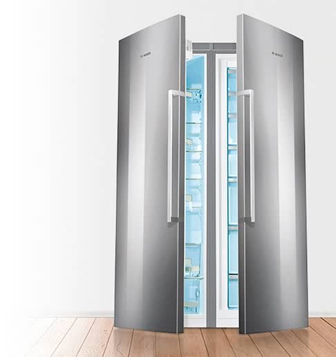 Frigoríficos de 1 puerta: el doble de capacidad, el doble de ventajas.