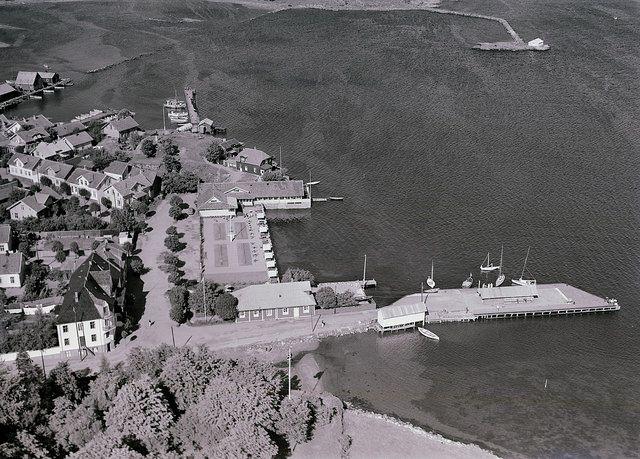 Kronprinstomta I Stavern 1937