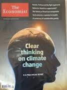 """The Economist n° 8966 : """" Clear thinking on climate change """""""