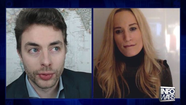 Paul Joseph Watson And Anabel Schunke Discuss Latest News From Germany