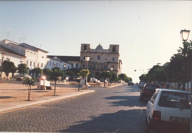 Vila Viçosa ano de 1988.