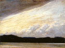 """""""Lake, Shore and Sky, 1913"""" By Tom Thomson 
