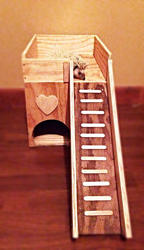 Hedgehog Loft by HedgehogMart on Etsy