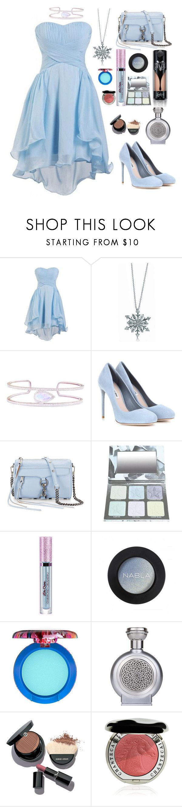 """In New York, you can be new women"" by lucyheartyui ❤ liked on Polyvore featuring BERRICLE, Luna Skye, Miu Miu, Rebecca Minkoff, Kat Von D, MAC Cosmetics, Boadicea the Victorious, Giorgio Armani, Chantecaille and vintage"