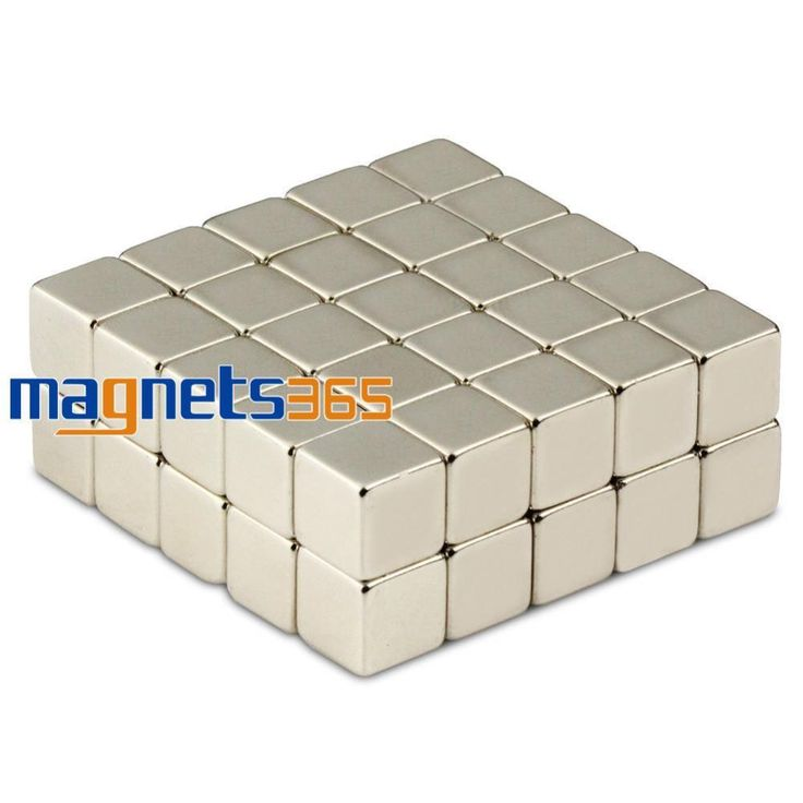 20 pcs N50 Super kuat blok kubus, 10 mm x 10 mm x 10 mm tanah jarang Neodymium magnet, Pengiriman gratis