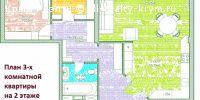 """#севастополь #***: Вот комфорт, которого Вы заслуживаете!  Новая жизнь начинается с новостройки! Предлагаем вам квартиру в новом ж/к """"Марина Де-Люкс""""- выгодное приобретение и выгодная цена.Смотрите – это та самая большая, просторная, защищённая и комфортная 3-х комнатная квартира с очень большими размерами 352,8 м3 (площадь пола 126 м2, высота 2,8 м)!Войдите в квартиру, прихожая встречает простором, отдельной гардеробной (5,56 м2) и ванной комнатой. Пройдите в кухню (15,39м2), которая…"""