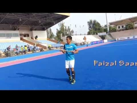 Awesome Field Hockey Skills by World Cup Players - http://hockeyvideocenter.com/awesome-field-hockey-skills-by-world-cup-players/