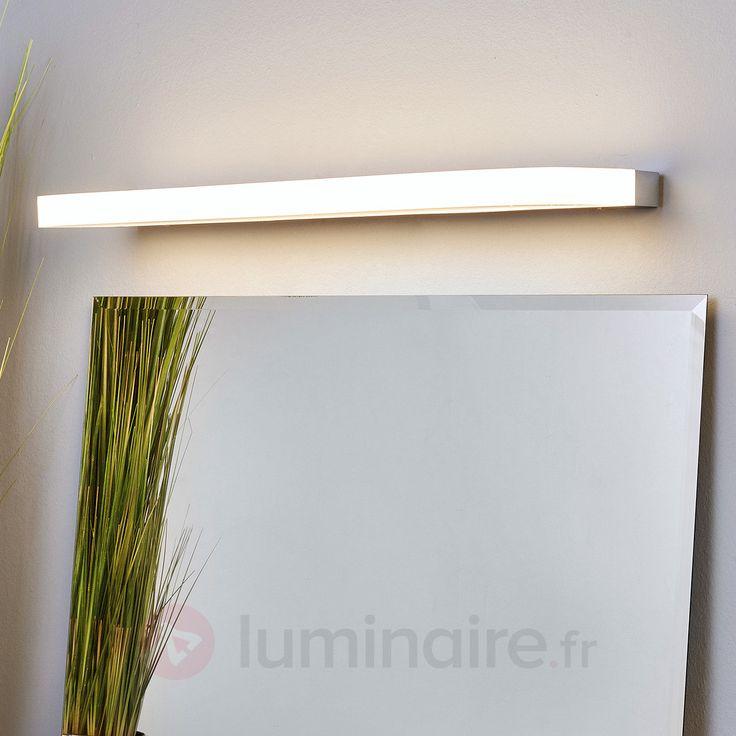 http://www.luminaire.fr/Applique-pour-salle-de-bain-LED-Shawn-plate-9641019.html
