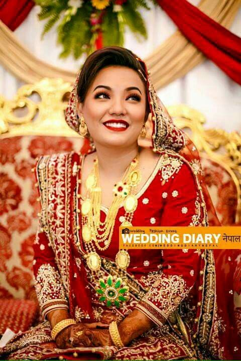 14 Best Nepali Bridal Wears Images On Pinterest